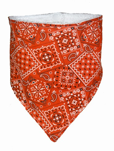 Red Light Bandana Bib