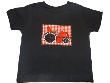 Boy's Tractor T-shirt